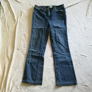 Signature by Levi Strauss Mid-Rise Bootcut Jeans